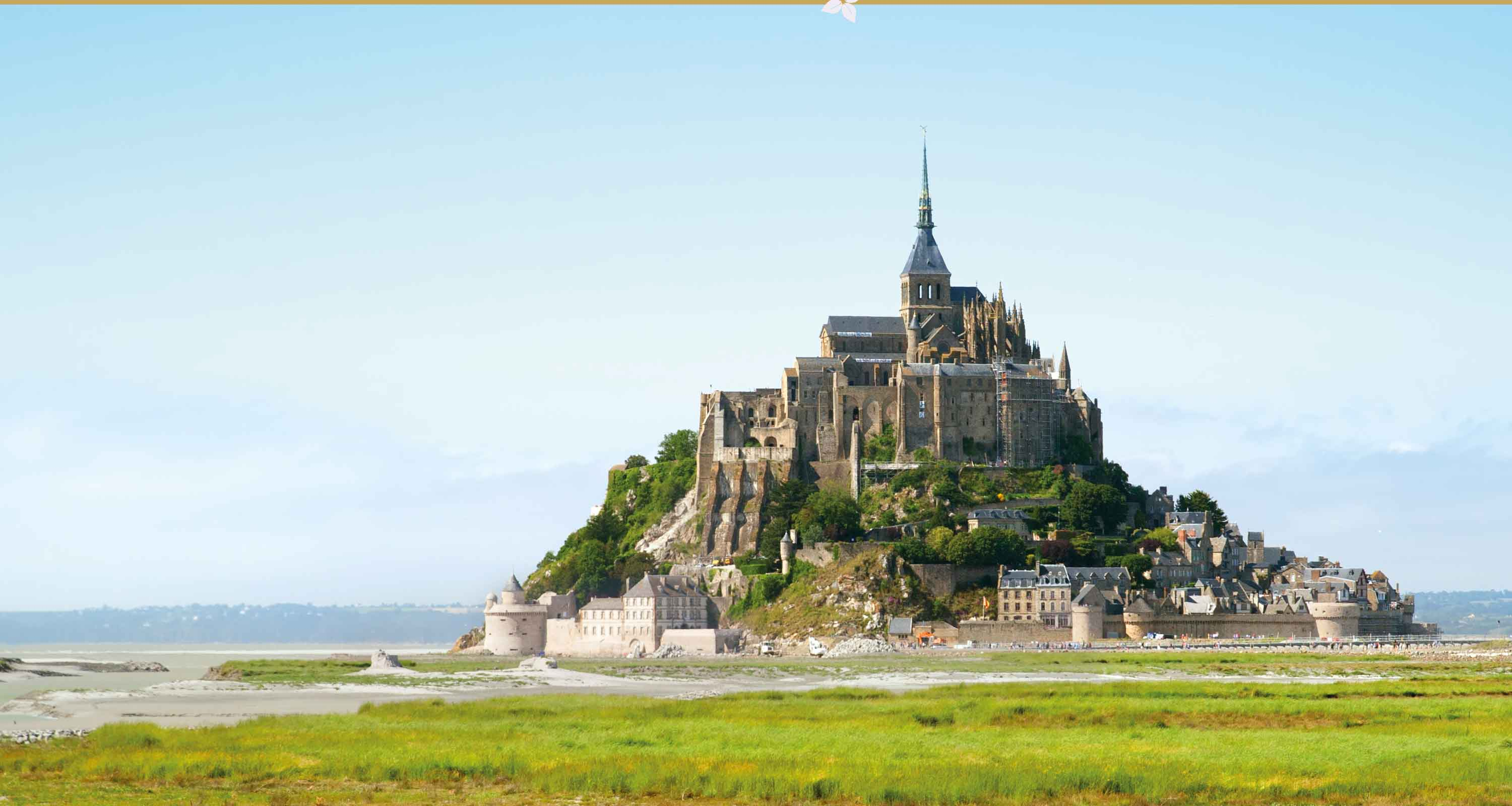 holiday homes and french gites near Saint Michel Mount