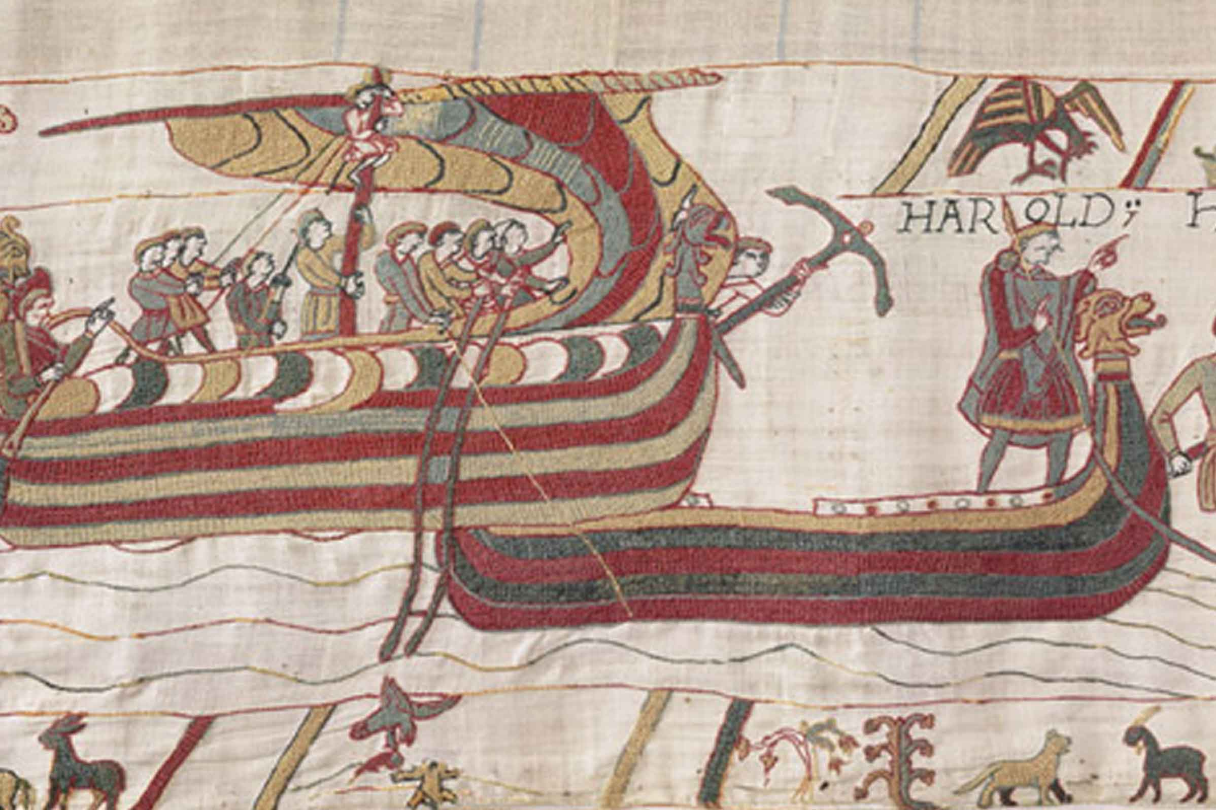 Museum of the Bayeux Tapestry