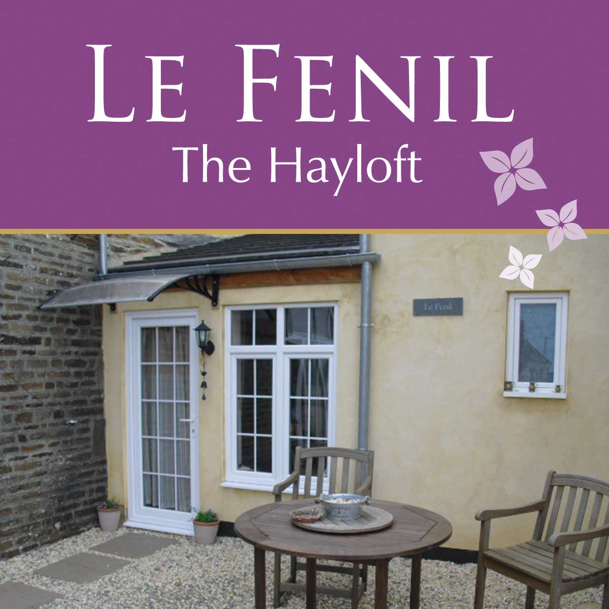 The Hayloft Holiday Gite in France